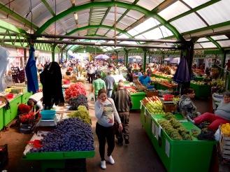 Market at Piata Sudului