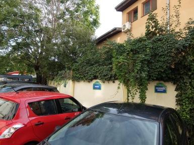 Admin Parking