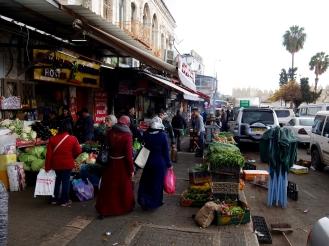 Palestinian Market near Old City