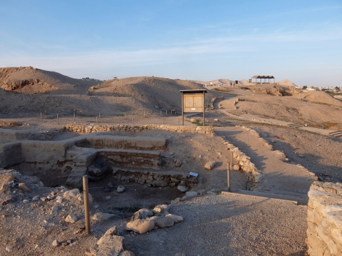 Jericho Excavations