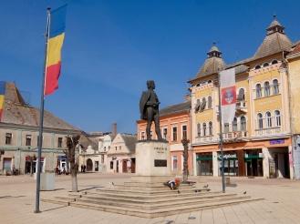 Statue of Avram Iancu